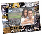 Chicago White Sox 4x6 Picture Frame - Ticket Collage Design