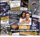 Chicago White Sox 8 x 8 Ticket & Photo Album Scrapbook