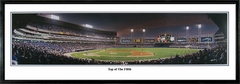 Chicago White Sox Top of The Fifth - Comiskey Park vs. Cubs (1997) Panoramic Photo