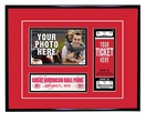 Cincinnati Reds 4x6 Photo and Ticket Frame
