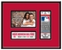 Cincinnati Reds Personalized First Game Ticket Frame