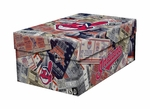 Cleveland Indians MLB Souvenir Ticket Photo Box