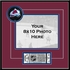 Colorado Avalanche 8x10 Photo and Ticket Frame