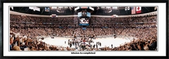 Colorado Avalanche Mission Accomplished - Bourque with Cup (2001) Panoramic Photo