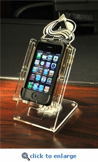Colorado Avalanche Smart Phone cell-fan Stand