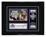 Colorado Rockies 4x6 Photo and Ticket Frame