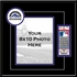 Colorado Rockies 8x10 Photo and Ticket Frame