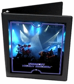 Concert Ticket Binder - Rock Cover