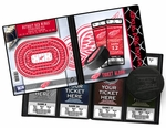 Detroit Red Wings Ticket Album