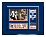 Detroit Tigers 4x6 Photo and Ticket Frame