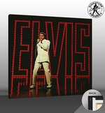 Elvis Presley '68 Comeback Special Canvas Album Cover