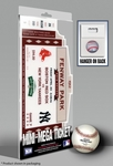 Fenway Park 100th Anniversary Game Mini-Mega Ticket - Boston Red Sox