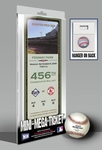Fenway Park 456th Consecutive Sell-Out Commemorative Mini-Mega Ticket - Boston Red Sox