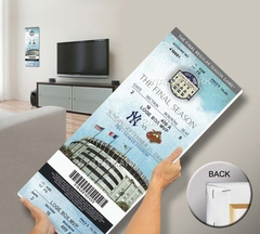 Final Game at Yankee Stadium Mega Ticket