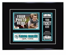 Florida Marlins 4x6 Photo and Ticket Frame
