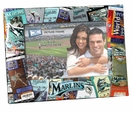 Florida Marlins 4x6 Picture Frame - Ticket Collage Design