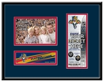 Florida Panthers 4x6 Photo and Ticket Frame