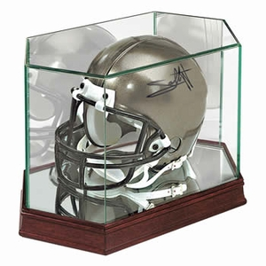 NFL Football Display Cases