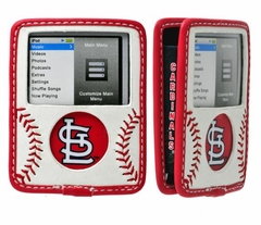 Gamewear MLB 3G Video Ipod Holder - St Louis Cardinals