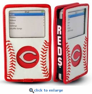 Gamewear MLB Ipod Holder - Cincinnati Reds