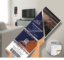 Gary Sheffield 500 Home Run Mega Ticket - New York Mets