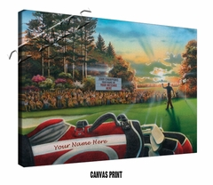 Golf Bags Personalized Print
