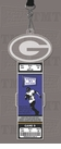 Green Bay Packers Engraved Ticket Holder