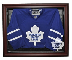 Hockey Jersey Display Case -Snap Shut Display System with Frame