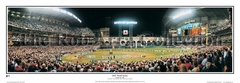 Houston Astros First Texas World Series 2005 Panoramic Photo