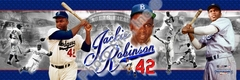 Jackie Robinson Photoramic - Pirates