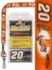 Joey Logano NASCAR Lanyard and Ticket Holder