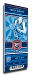 Kevin Durant 2014 NBA MVP Artist Series Canvas Mega Ticket - Thunder (Speakman)