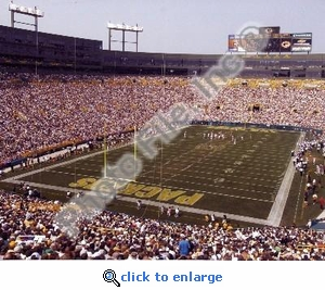 Lambeau Field 8x10 Photo