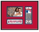 Los Angeles Angels of Anaheim Personalized First Game Ticket Frame