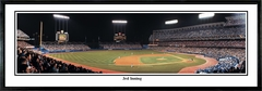 Los Angeles Dodgers 3rd Inning - Dodger Stadium, vs. SF Giants (2001) Panoramic Photo