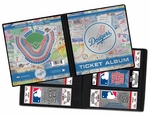 Los Angeles Dodgers Ticket Album