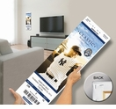 Mariano Rivera Final Game Ticket Products
