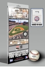 Mark Buehrle Perfect Game Mini-Mega Ticket - Chicago White Sox