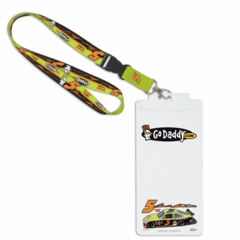 Mark Martin NASCAR Lanyard and Ticket Holder