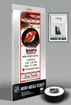 Martin Brodeur NHL All-Time Wins Record Mini-Mega Ticket - New Jersey Devils