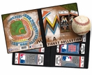 Miami Marlins Ticket Album