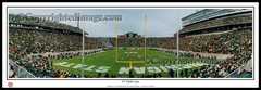 Michigan State Spartans 19 Yard Line - vs. Illinois (2006) Panoramic Photo