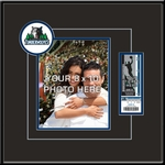 Minnesota Timberwolves 8x10 Photo and Ticket Frame