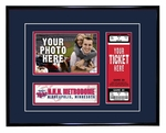 Minnesota Twins 4x6 Photo and Ticket Frame