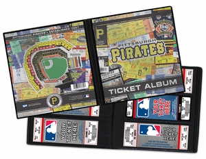 MLB Ticket Albums