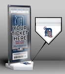 MLB Ticket Display Stands