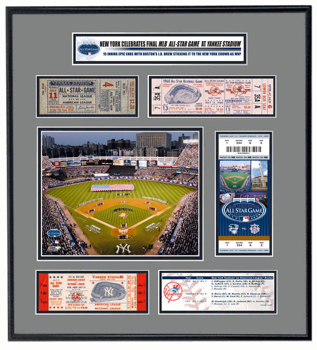 ticket frames