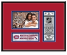 Montreal Canadiens 4x6 Photo and Ticket Frame