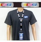 NASCAR Logo Lanyard and Ticket Holder