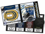Nashville Predators Ticket Album